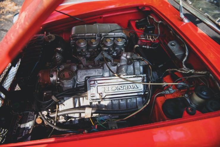 Honda S800 Engine