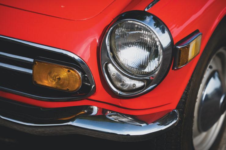 Honda S800 Headlight