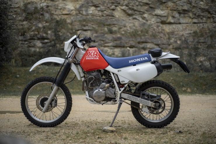 Honda XR650 1