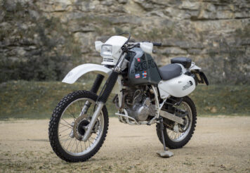 Honda XR650 10
