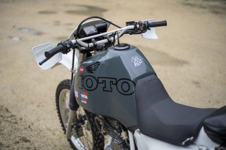 Honda XR650 11