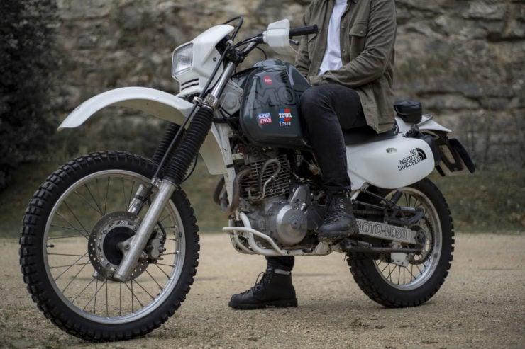 Honda XR650 13