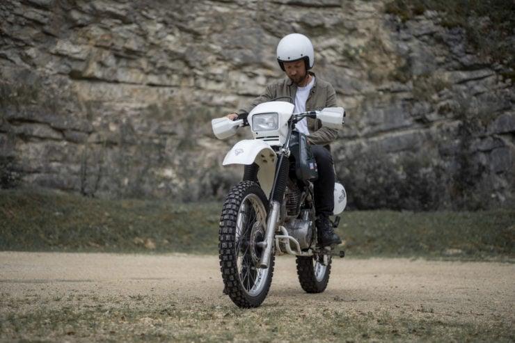 Honda XR650 14