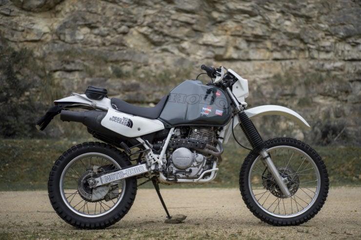 Honda XR650 16