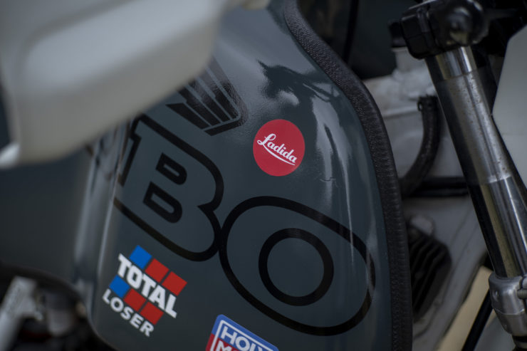 Honda XR650 17