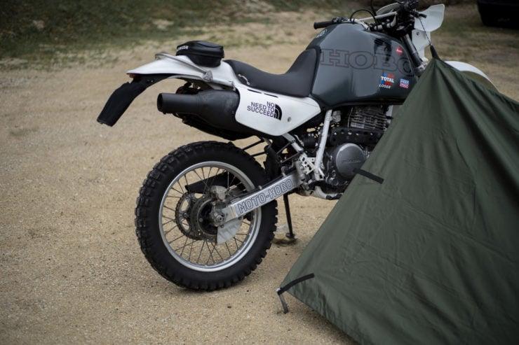 Honda XR650 5