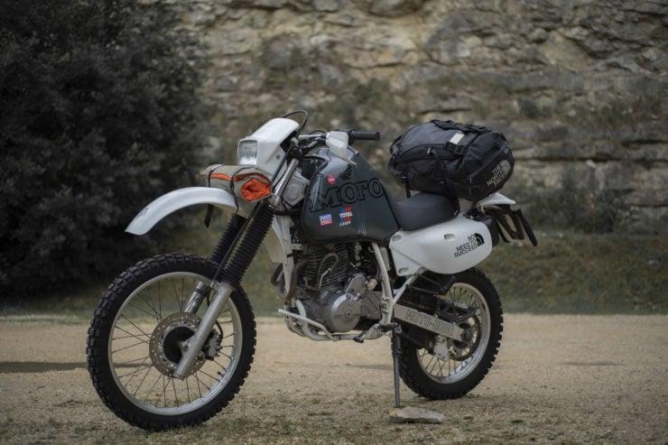Honda XR650 6