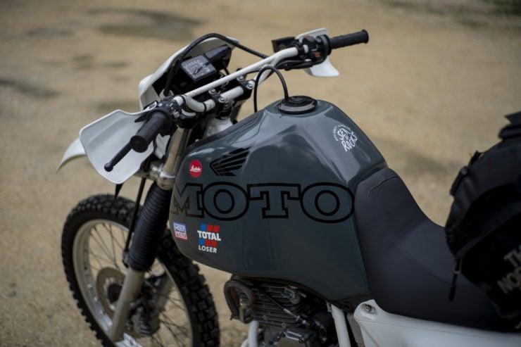 Honda XR650 7