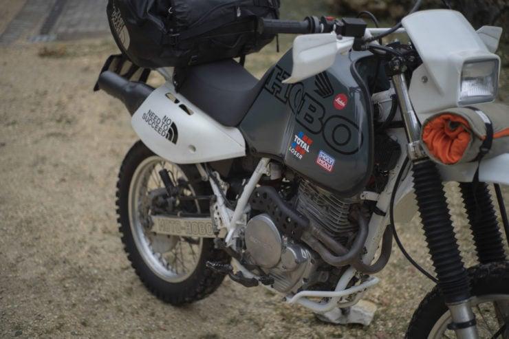 Honda XR650 8