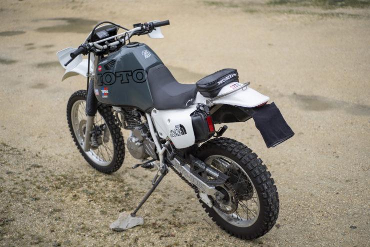 Honda XR650 9