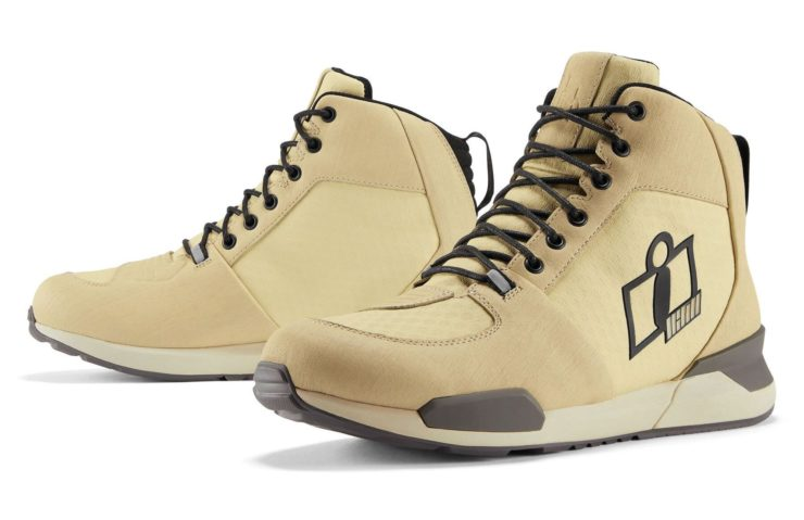 Icon Tarmac WP Boots Tan