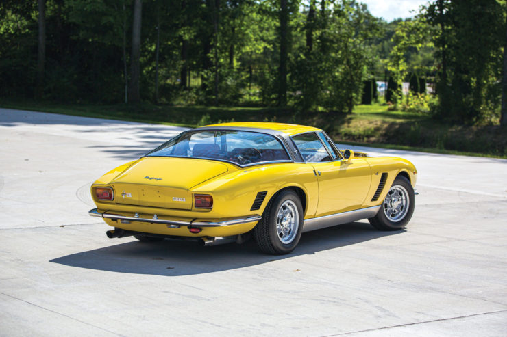 Iso Grifo Back 2