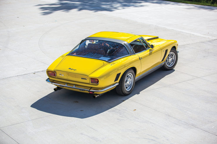 Iso Grifo Back