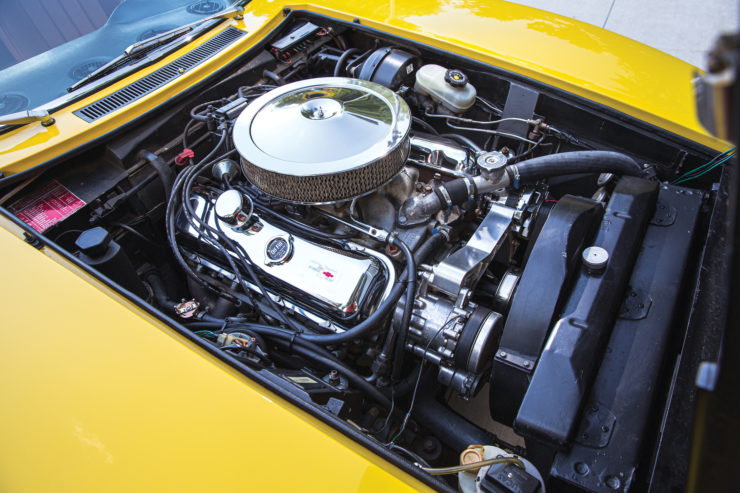 Iso Grifo Engine