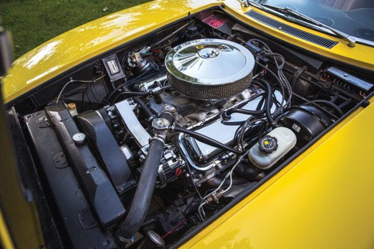 Iso Grifo Engine V8