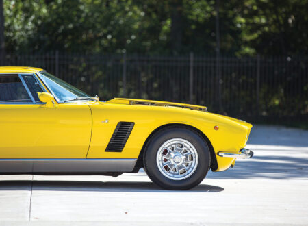 Iso Grifo Front