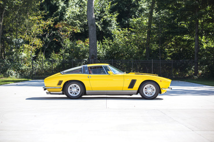 Iso Grifo Side 2