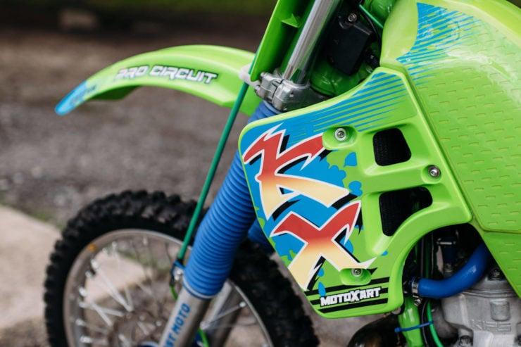 Kawasaki KX250 1