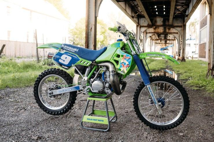 Kawasaki KX250 20