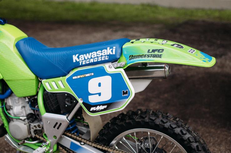 Kawasaki KX250 3