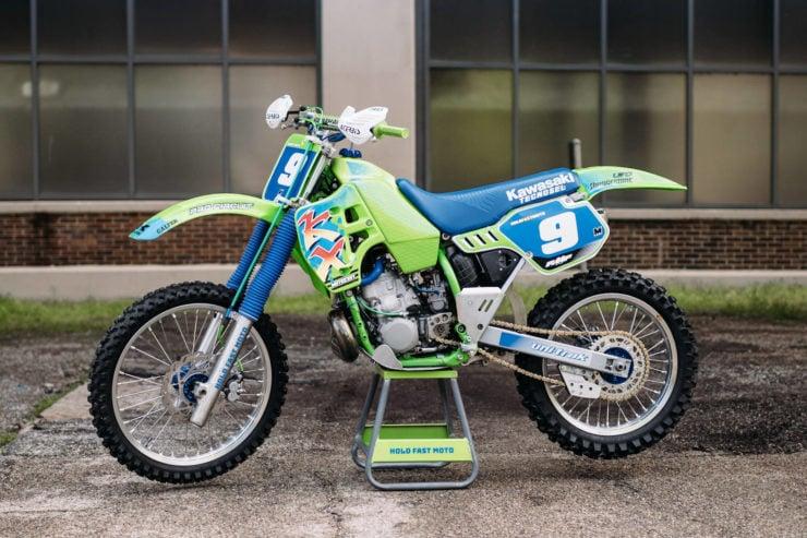Kawasaki KX250 4