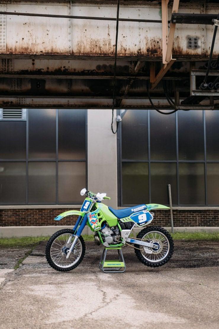 Kawasaki KX250 5