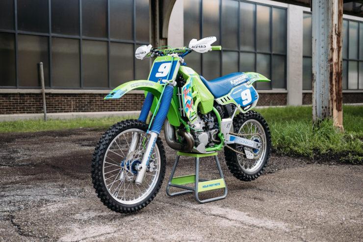 Kawasaki KX250 7