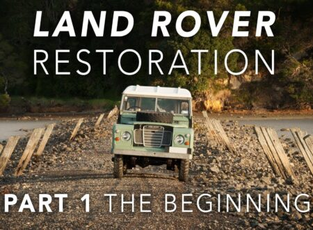 Land Rover Restoration Part 1