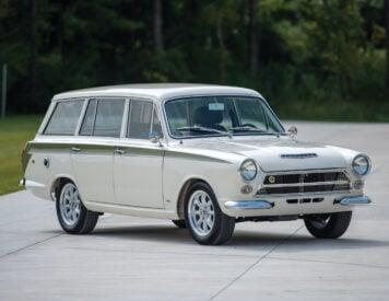 Lotus Cortina Custom