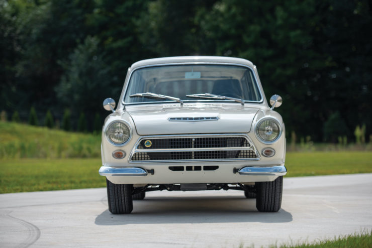 Lotus Cortina Custom Front