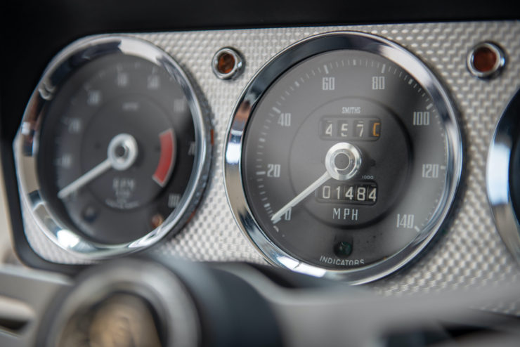 Lotus Cortina Custom Gauges