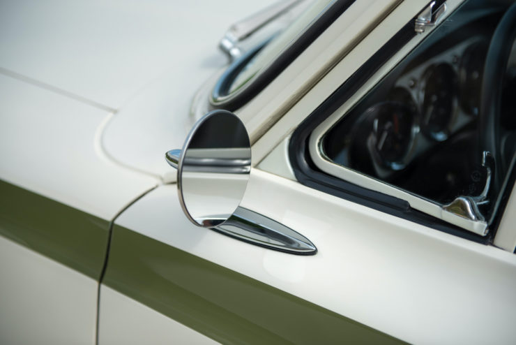 Lotus Cortina Custom Mirror