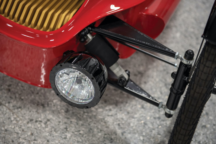 Morgan EVS Junior Headlight