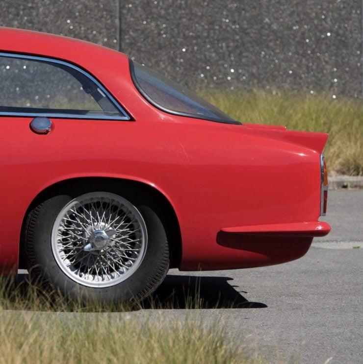 Peerless GT Rear 4