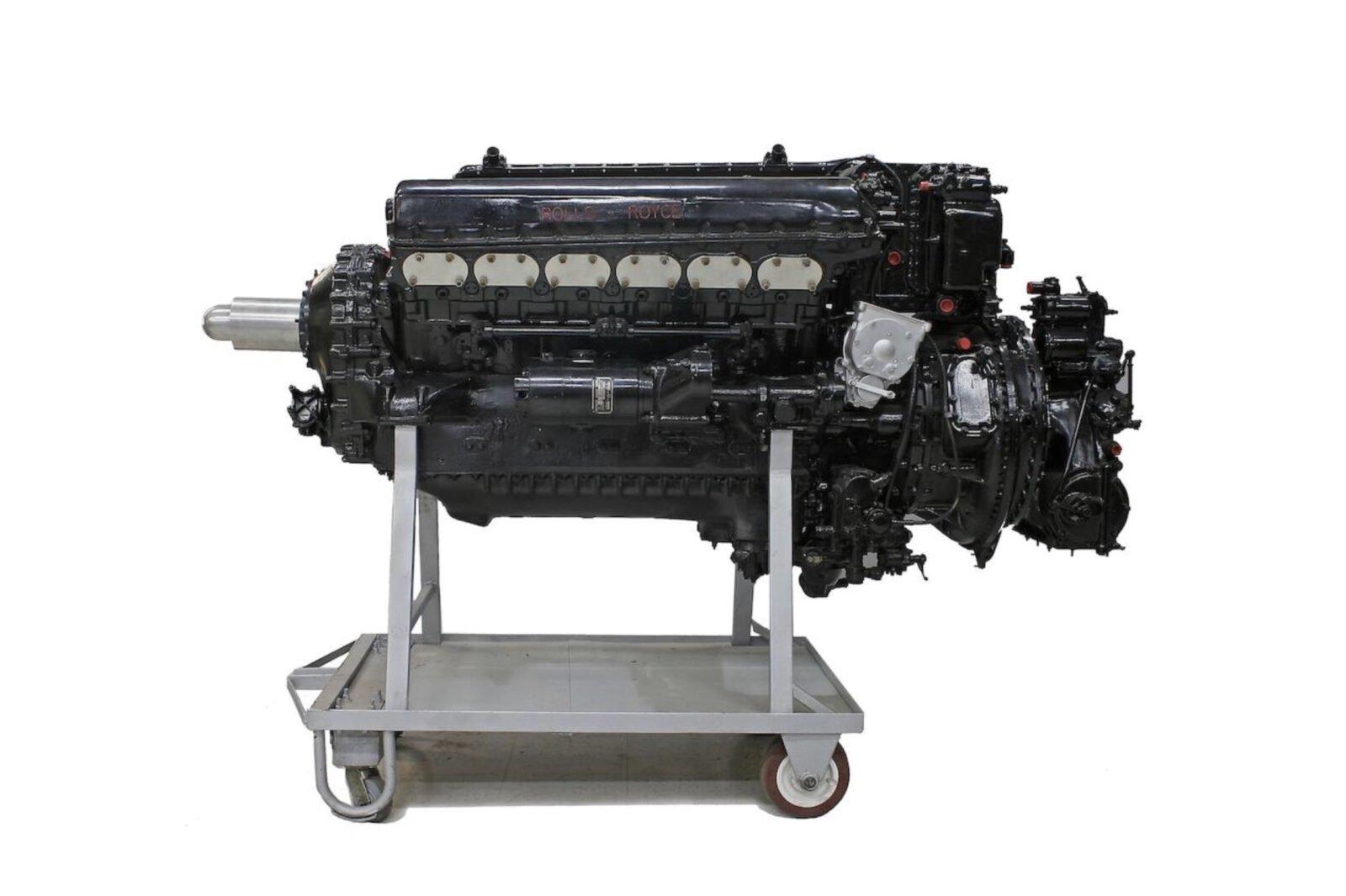 Rolls-Royce Griffon