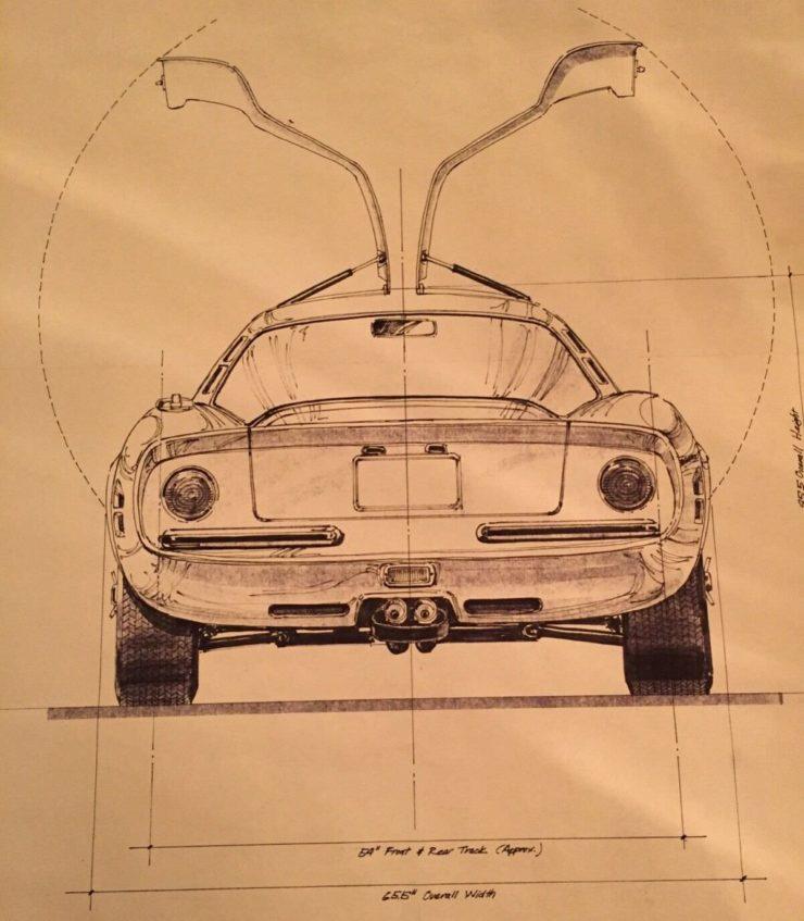 Spydersport Maxton GT Prototype Back