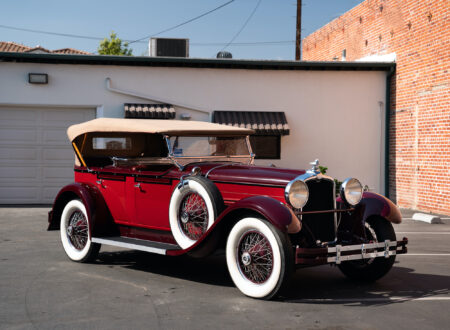 Stutz Model BB Car