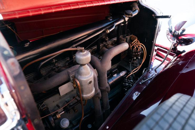 Stutz Model BB Engine 2