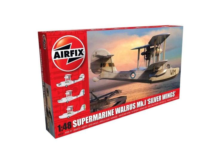 Supermarine Walrus Airfix