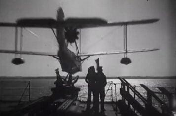 Supermarine Walrus Catapult