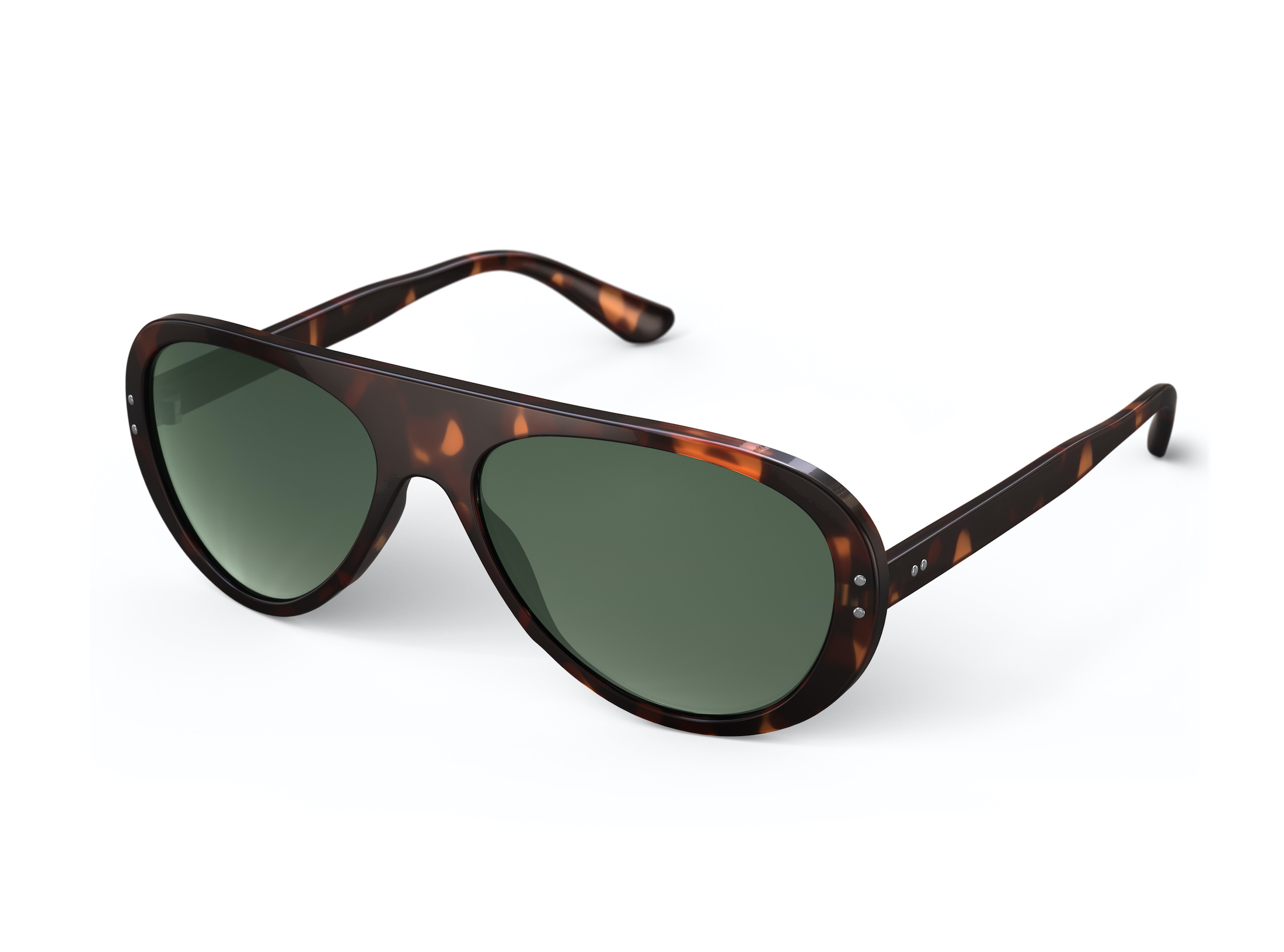 Surf Aviator Sunglasses by Vallon