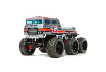 Tamiya Dynahead 6x6 RC Truck