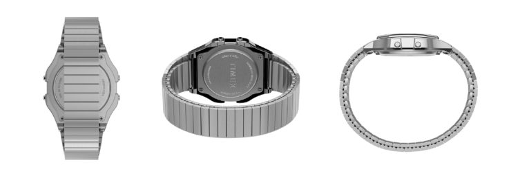 Timex T80 Digital Watch