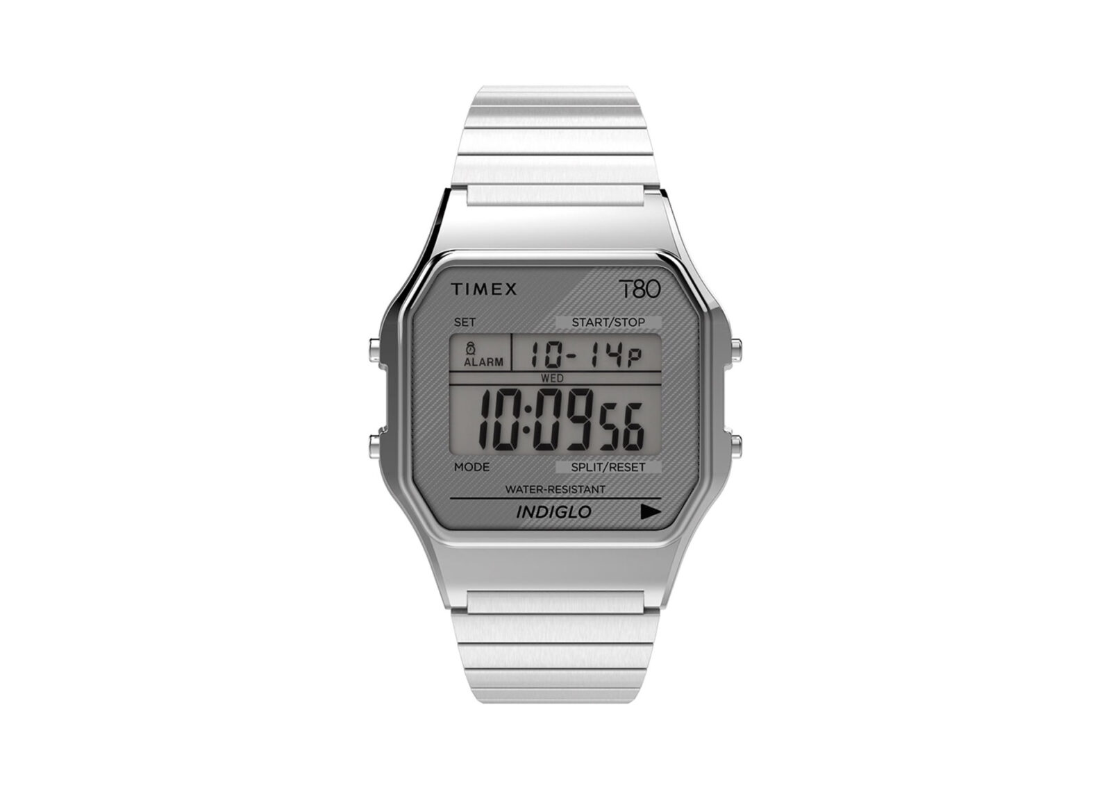Timex T80 Stainless Steel