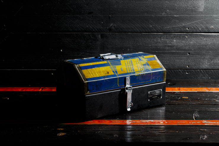 Toolboxes Made From Recycled Oil Barrels by Vibrazioni Art-Design 2