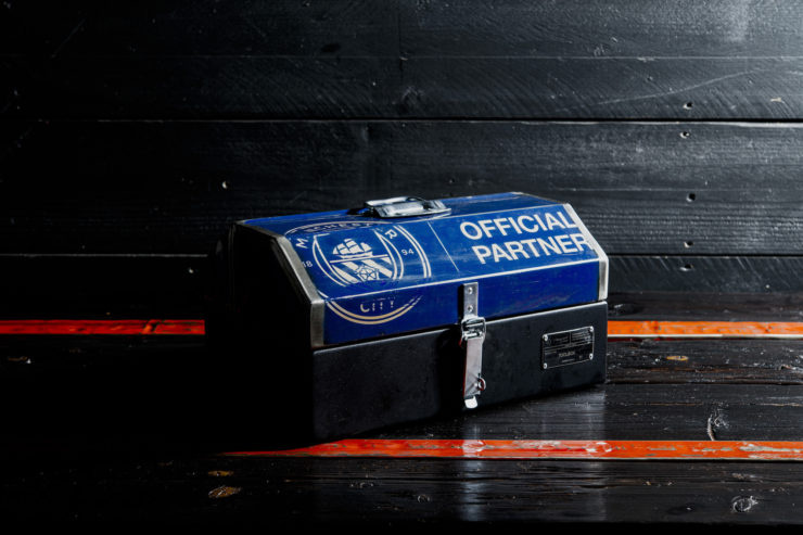 Toolboxes Made From Recycled Oil Barrels by Vibrazioni Art-Design
