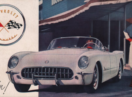 Chevrolet Corvette C1 first generation