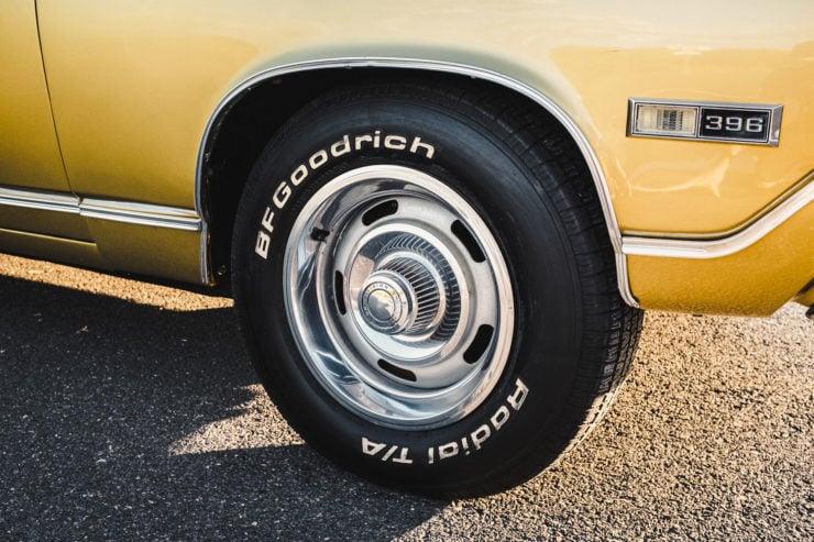 1968 Chevrolet Chevelle Malibu SS 10