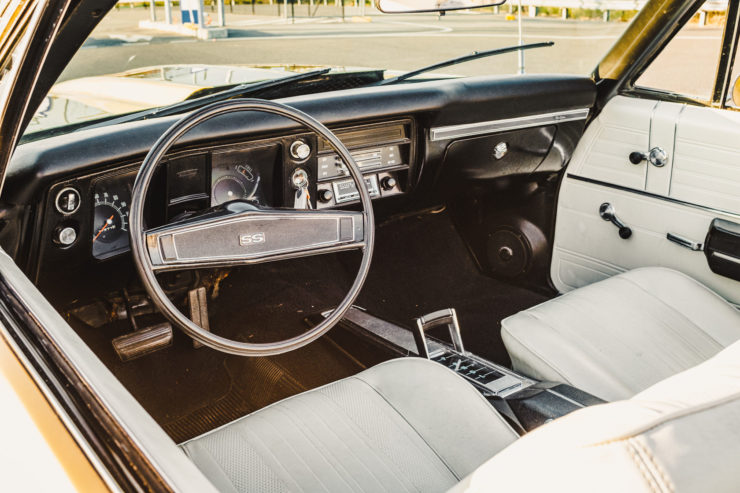 1968 Chevrolet Chevelle Malibu SS 11