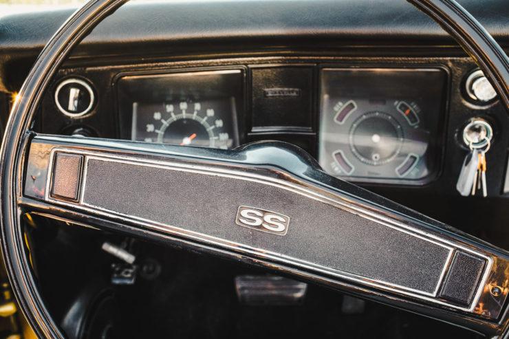 1968 Chevrolet Chevelle Malibu SS 13